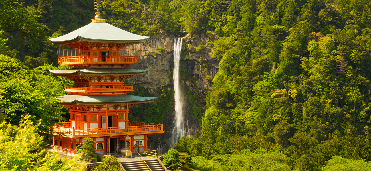 Self-Guided Kumano Wayfarer Header Image