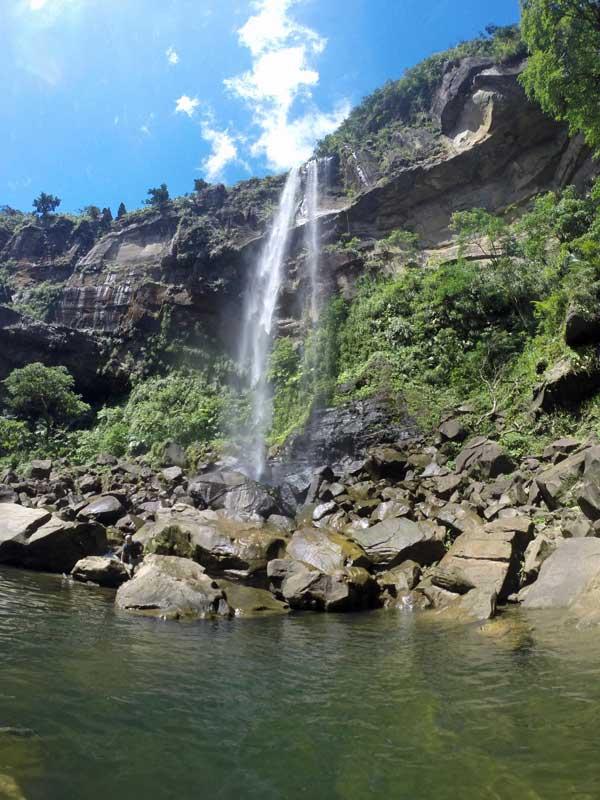 YOV Pinaisara falls