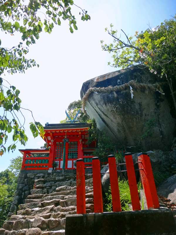 KKP Shingu Gotobiki Hanukura shrines