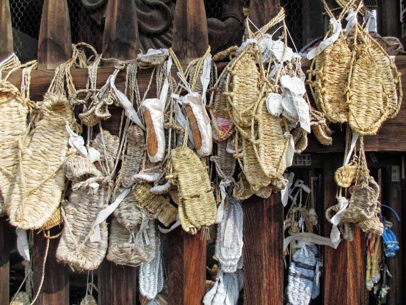 SCT Togakushi waraji sandals