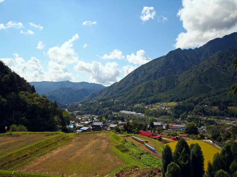 NWW Nagiso valley