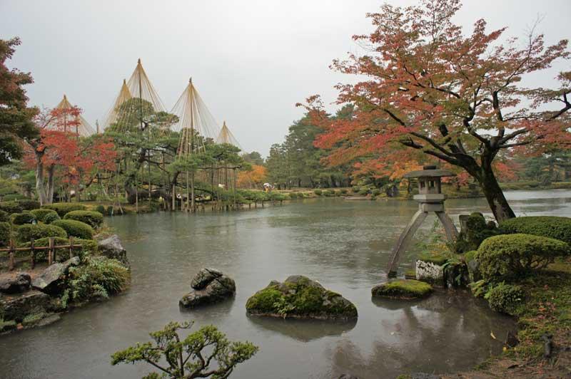 BT Kenrokuen gardens