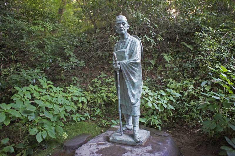BT Matsuo statue