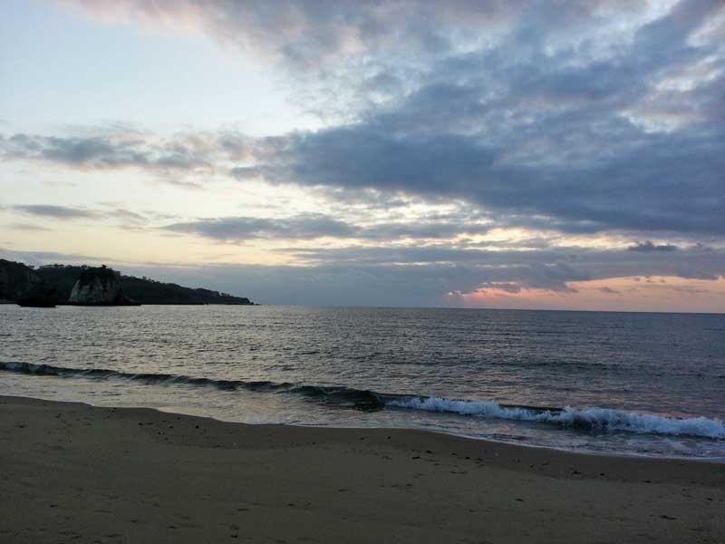 YOV Iriomote beach