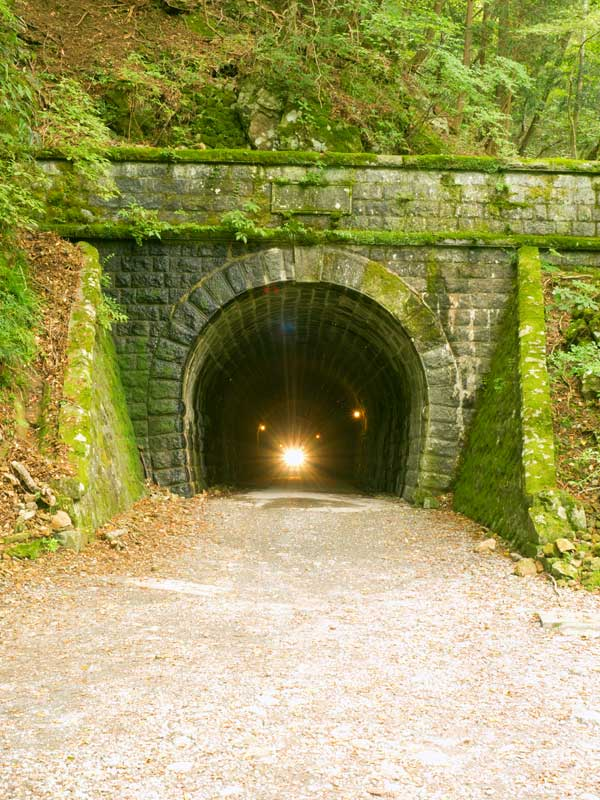 IGT Amagi tunnel