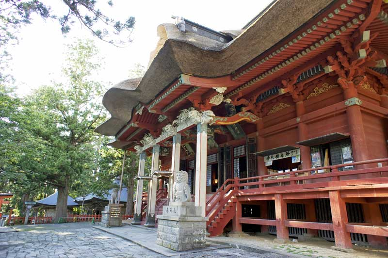 BT Haguro san shrine